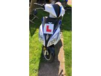 Lexmotto FMR 50cc Moped