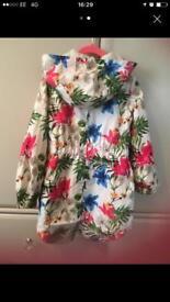 Girls summer coat