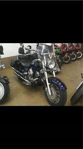 2005 Yamaha V-Star 1100 Classic -