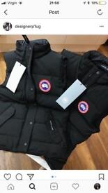 Canada goose gilets ( Delivery available )