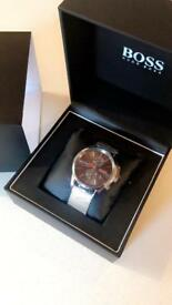 Brand new Hugo Boss Mens Chronograph Watch RRP £299.99