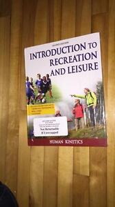 Intro to Recreation and Leisure