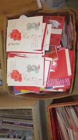 Job Lot various greeting cards over 800 cards