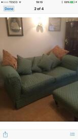 Marks and Spencer's sofa and chair