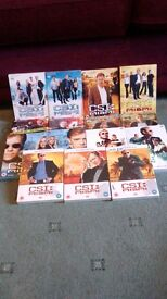CSI Miami complete seasons 1-9