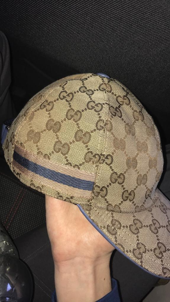 ef72e500b9404 Limited edition Gucci cap