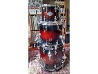 Sonor Select Force Jungle Kit (Shells Only)