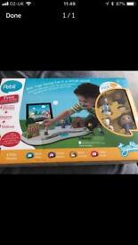 Pebli town interactive toy