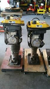 WACKER NEUSON JUMPING JACK TAMPING RAMMER BS50-4S and BS60-4S AVAILABLE !!!!!!!!