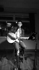 Solo Acoustic Performer