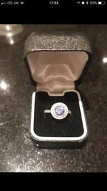 Engagement Ring size k