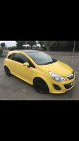 2011corsa limited edition