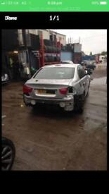 Breaking Bmw 330d e90 lci n57 d30a