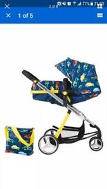 Cosatto whoop rev up travel system