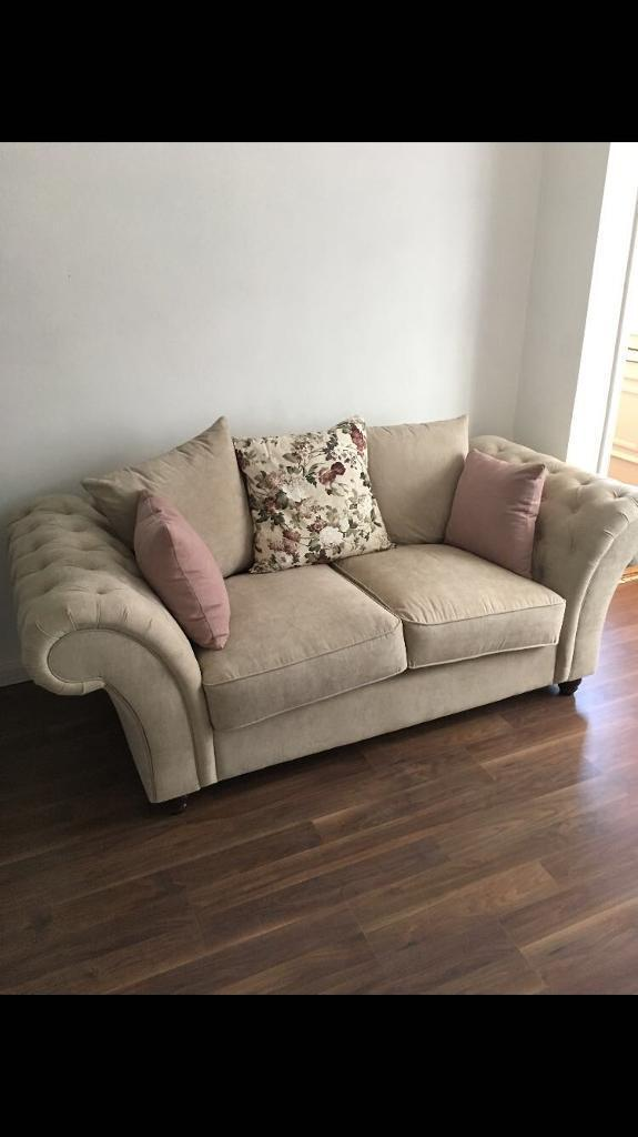 Just Sofa 2 X Seater Sofas Excellent Condition 300 Each
