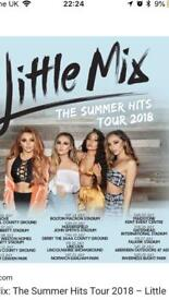 3 Little Mix tickets