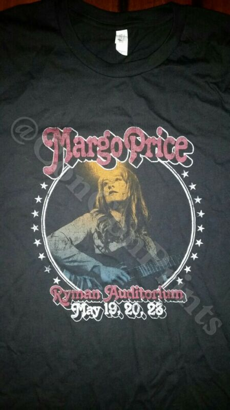 NEW Size XL MARGO PRICE 2018 Ryman EXCLUSIVE T-shirt Nashville NEVER WORN UNUSED