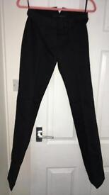French connection straight leg trousers