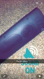 Juice boom speaker