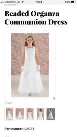 Communion Dress by 'Lacey' Linzi Jay