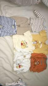 Baby's whinnie the Pooh items