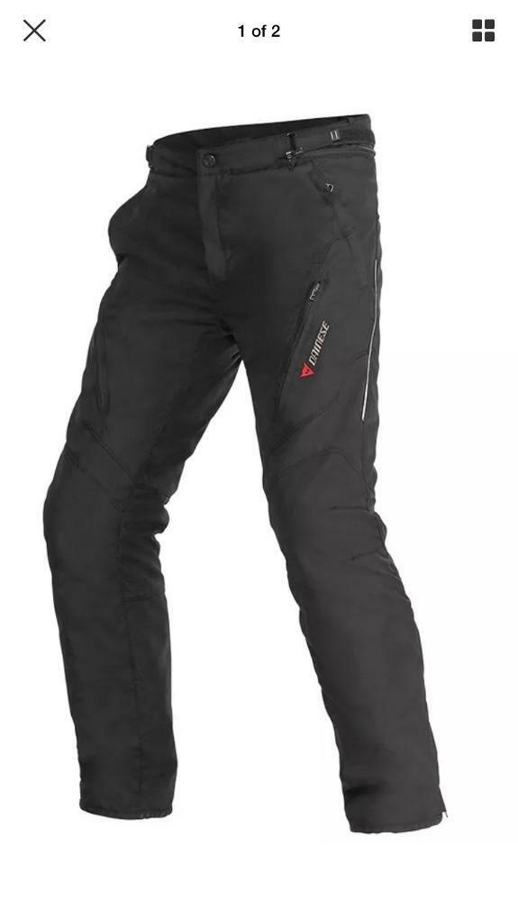 Motorbike trousers size 50