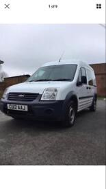 Ford transit connect direct ex police 2012