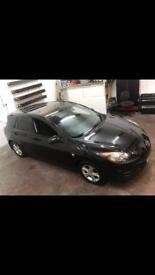 MAZDA 3 TS 2010 BLACK CLEAN CAR