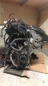 BMW 325xi 2.5L engine, low k e46