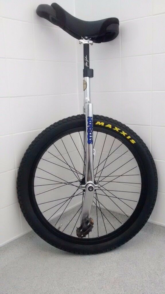 Nimbus Muni-Unicycle - Circus - Pro Street Unicycle - Collect Newmarket (Nr Cambridge) CB8 7AT