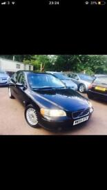 Volvo S60..D5 automatic full history nationwide delivery 1495