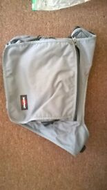 Eastpak grey satchel £10