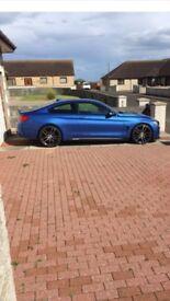 BMW 4 SERIES M SPORT 420d