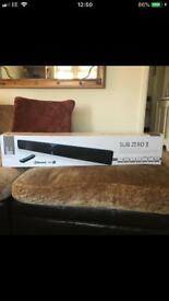 Roth Bluetooth sound bar,brand new never used