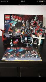 Lego Lord business Evil Lair 70809