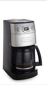 CUISINART GRIND & BREW AUTOMATIC FILTER COFFEE MACHINE DGB625BCU