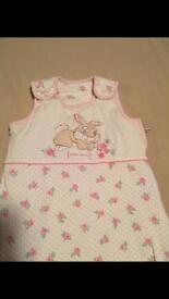 Disney baby girl sleeping bag