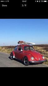 Vw 1967 beetle