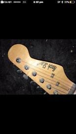 RockStar Guitar and amp