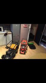 Grab a bargain! Joblot lawnmowers !
