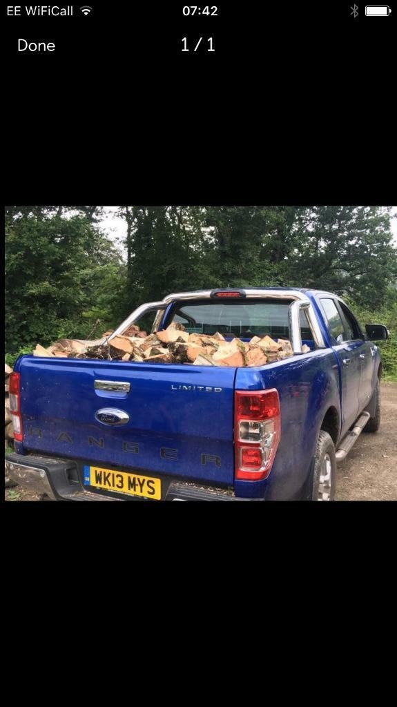 Quality seasoned hardwood logs/firewood/timber