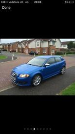 Audi A3 s3 rep in side and out swap px evo why