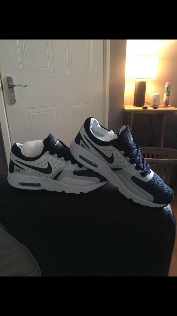 Nike trainersin Hengoed, CaerphillyGumtree - Brand new Nike air max size 8/9 not sure grab a bargain lovely trainers