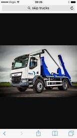 Hgv driver looking for job