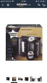 BRAND NEW UNOPENED TOMMEE TIPPEE PERFECT PREP MACHINE £60 RRP £125