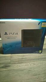Brand new ultimate edition 1tb PlayStation 4