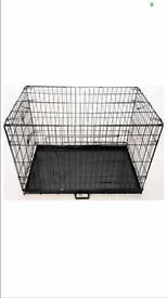 Giant size dog cage