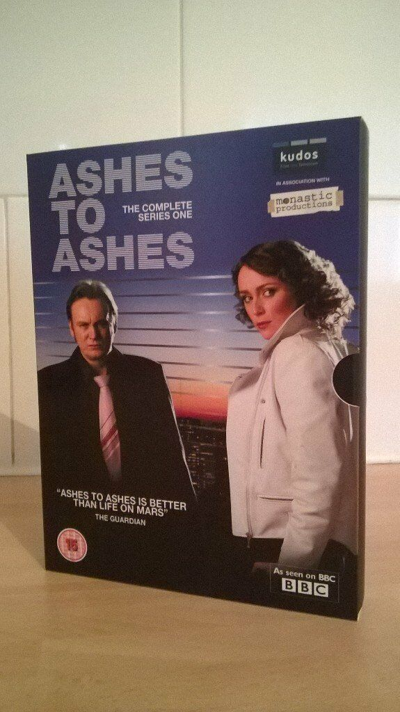 Ashes To Ashes Series 1 DVD Boxset | in Heaton Moor, Manchester | Gumtree