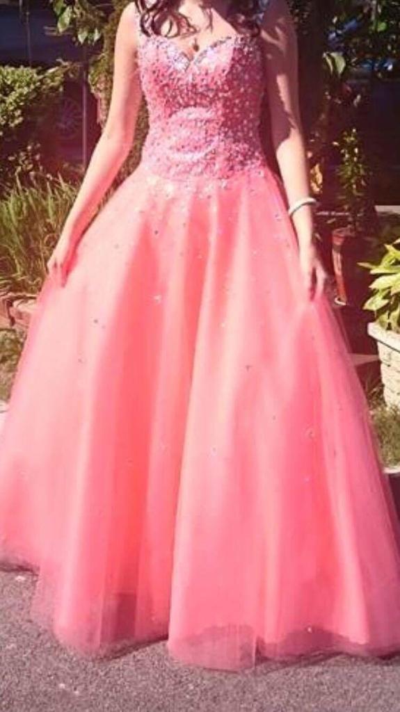 Mori Lee Tiffany Prom Dress
