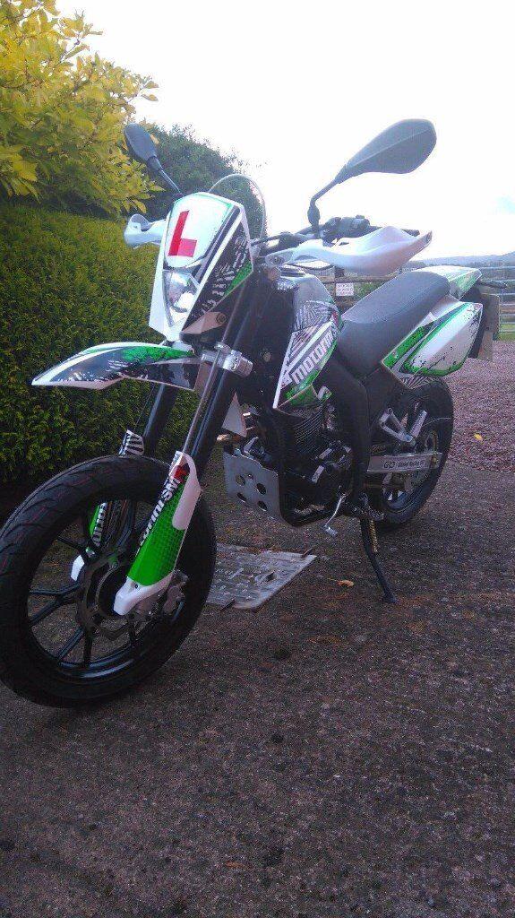 Motorini 125 SMR 2017 Super Moto